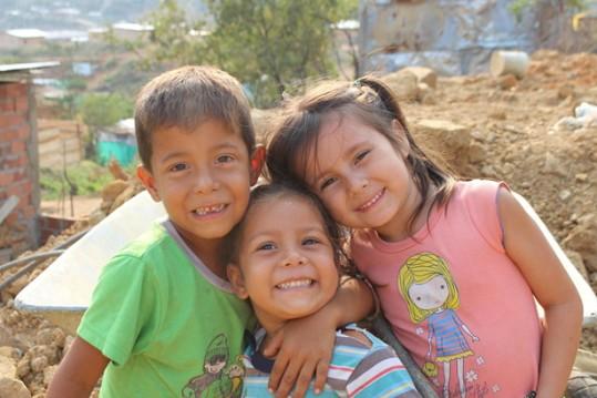 venezuela 3 kids